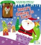 Nose Knows: Santa's Coming to Town (The Nose Knows): Tish Rabe; Illustrator-Brenda Sexton