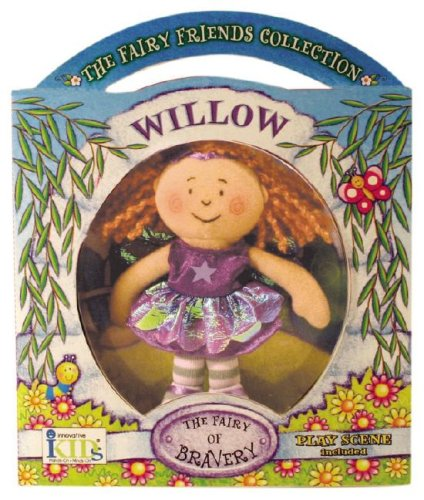 9781584765608: Fairy Collection - Willow, the Fairy of Bravery (Fairy Friends Collection)