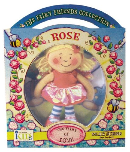 9781584765615: Fairy Collection - Rose the Fairy of Love (Fairy Friends Collection)