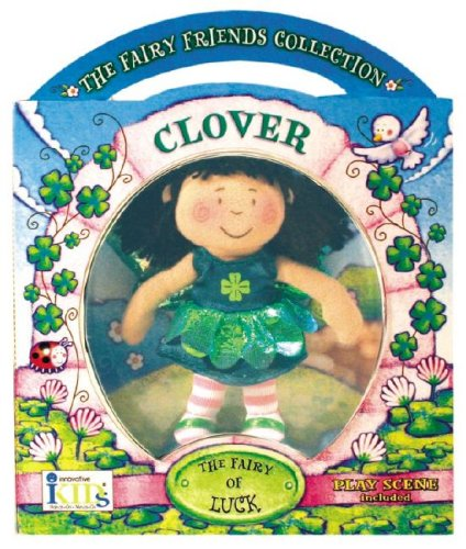 9781584765639: Fairy Collection - Clover, the Fairy of Luck (Fairy Friends Collection)