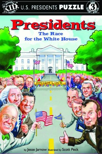 9781584766070: Innovative Kids Readers: Presidents - The Race for the White House