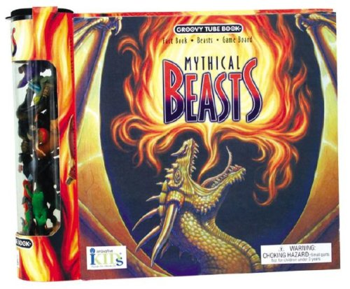 Groovy Tubes: Mythical Beasts (Groovy Tube Books): Torpie, Kate