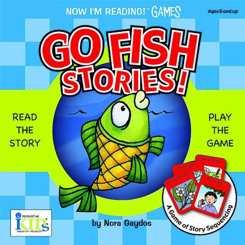 9781584766681: Nir! Games: Go Fish Stories! (Now I'm Reading!)