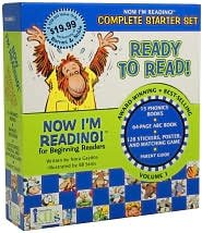Now I'm Reading: Complete Starter Kit: Innovative Kids Staff