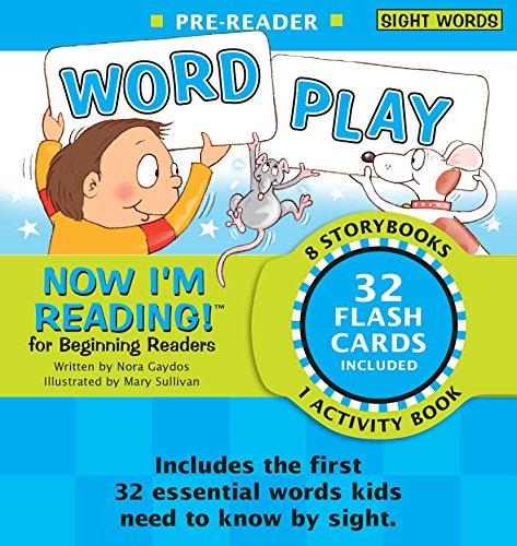 Now I'm Reading! Pre-Reader: Word Play (NIR! Leveled Readers): Gaydos, Nora