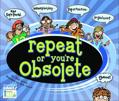 9781584767282: Repeat or You're Obsolete: 0 (I Baby)