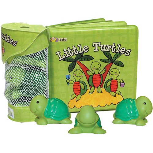 9781584768081: iBaby: Float Along Little Turtles (Ibaby Float-Alongs)