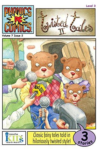 Twisted Tales II: Phonics Comics, Vol. 7, Issue 2 (9781584768159) by Bobbi Weiss; David Weiss