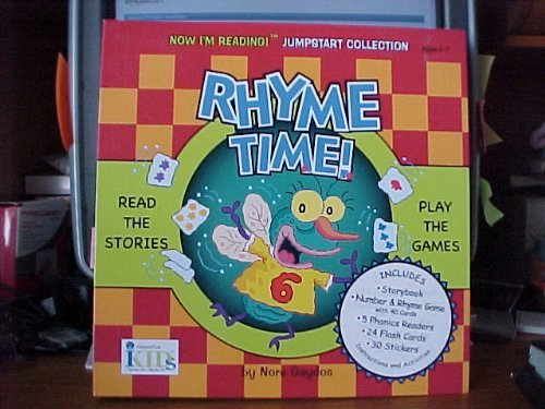Now I'm Reading!: Jumpstart Collection- Rhyme Time: Nora Gaydos