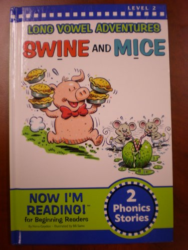 9781584769231: Swine and Mice (Long Vowel Adventures, Level 2)
