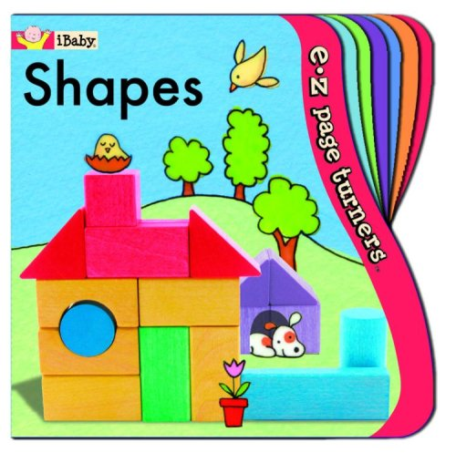 9781584769378: Shapes (iBaby, E-Z Page Turners)