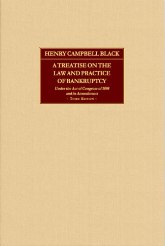 9781584776062: A Treatise on the Law And Practice of Bankruptcy