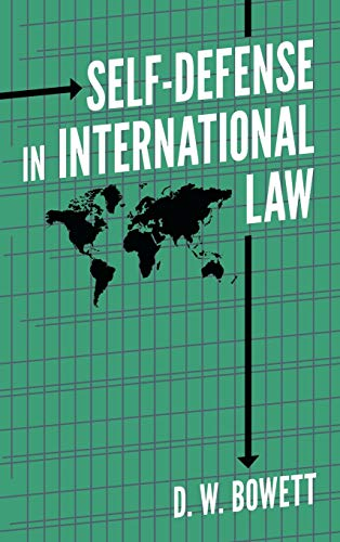 9781584778554: Self-Defense in International Law