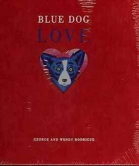 9781584791591: Blue Dog Love