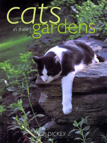 9781584791607: Cats in Their Gardens
