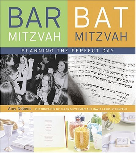 9781584794158: Bar Mitzvah/Bat Mitzvah: Planning the Perfect Day