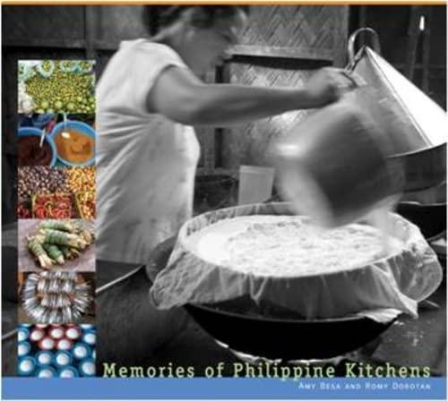 9781584794516: Memories of Philippine Kitchens