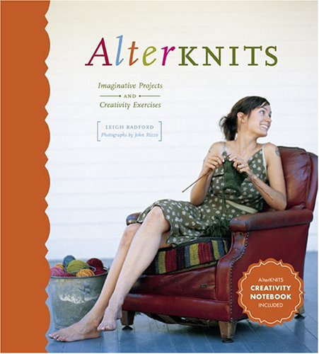 9781584794554: Alterknits: Imaginative Projects and Creativity Exercises