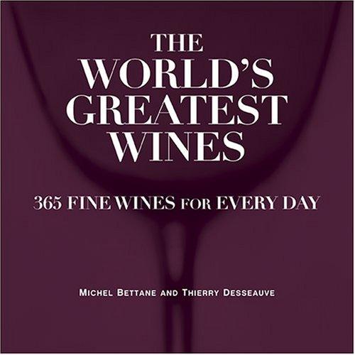 9781584795575: World's Greatest Wines