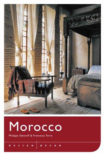 Design Decor: Morocco: Saharoff, Philippe
