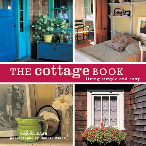 9781584796787: The Cottage Book: Living Simple and Easy