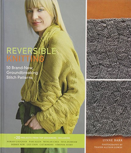 9781584798057: Reversible Knitting: 50 Brand-New, Groundbreaking Stitch Patterns