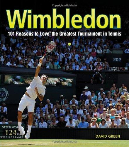 9781584799085: Wimbledon: 101 Reasons to Love Tennis's Greatest Tournament