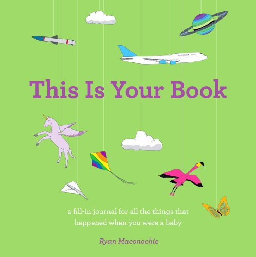 This Is Your Book: Maconochie, Ryan