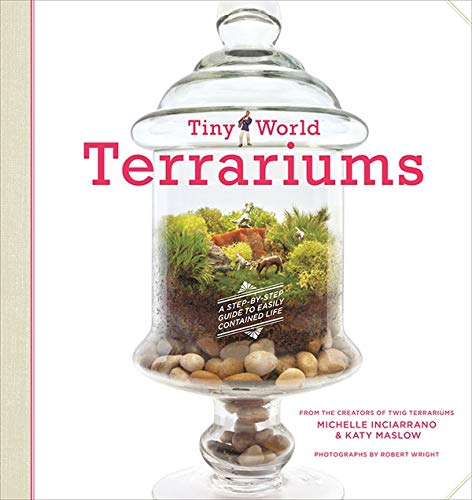 Tiny World Terrariums Format: Paperback