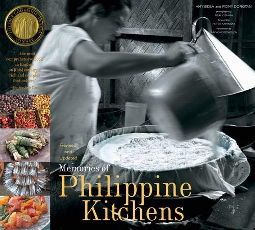 Memories of Philippine Kitchens (Hardcover): Amy Besa