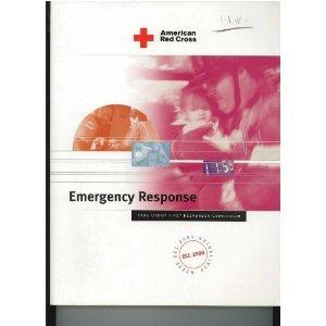 9781584800972: Emergency Response, Instructor's Manual (1995 USDOT First Responder Cirriculum)