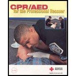 9781584801276: Cpr/Aed for the Professional Rescuer
