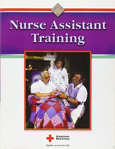 Nurse Assistant Training (158480131X) by American Red Cross