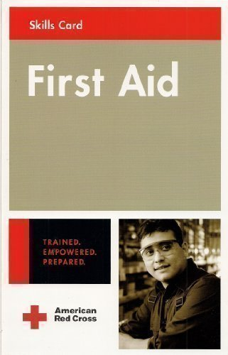 First Aid Skill Card: Cross, The American