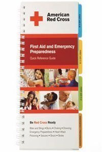9781584803904: First Aid and Emergency Preparedness Quick Reference Guide