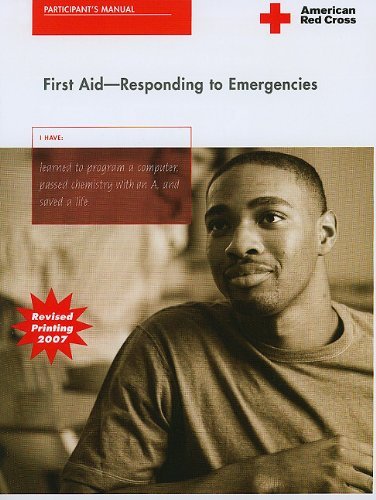 9781584804000: First Aid -- Responding To Emergencies
