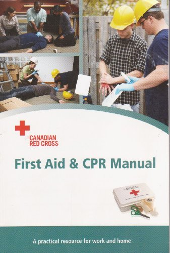 Canadian Red Cross: First Aid & CPR: n/a