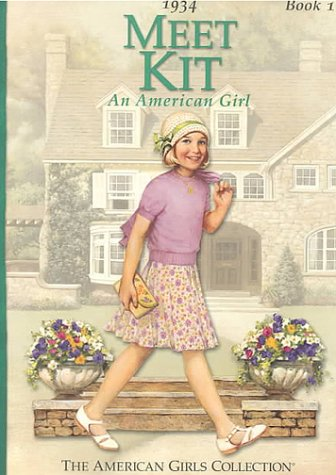 9781584850175: Meet Kit: An American Girl, 1934
