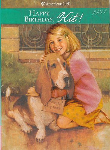 9781584850229: Happy Birthday, Kit! (American Girl Collection)
