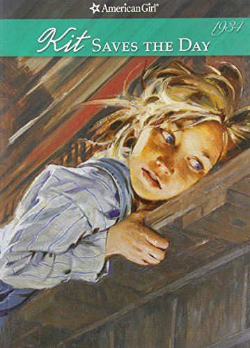 Kit Saves The Day (American Girl Collection): Valerie Tripp