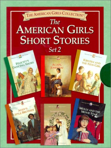 The American Girls Short Stories, Set 2: Valerie Tripp; Janet