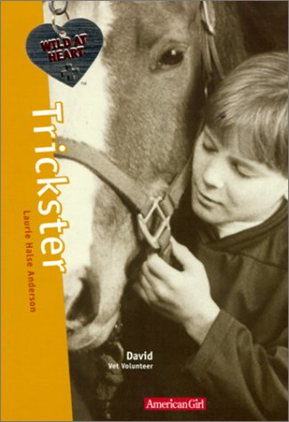 Trickster: Anderson, Laurie Halse