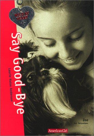 Say Good-Bye: Anderson, Laurie Halse