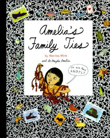 9781584850793: Amelia's Family Ties (Amelia (American Girl Hardcover))