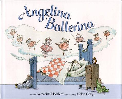 9781584851356: Angelina Ballerina