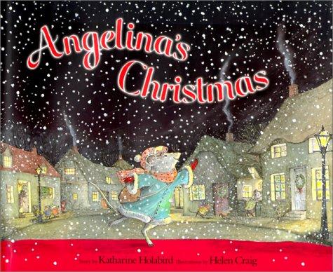 9781584851400: Angelina's Christmas (Angelina Ballerina)