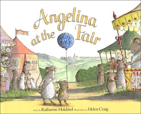 9781584851448: Angelina at the Fair