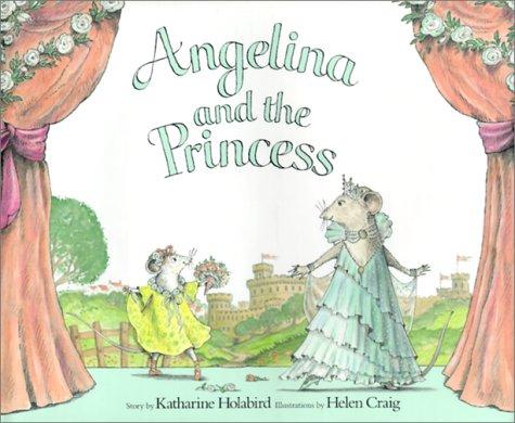 9781584851486: Angelina and the Princess