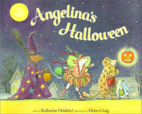 9781584851523: Angelina's Halloween (Angelina Ballerina)