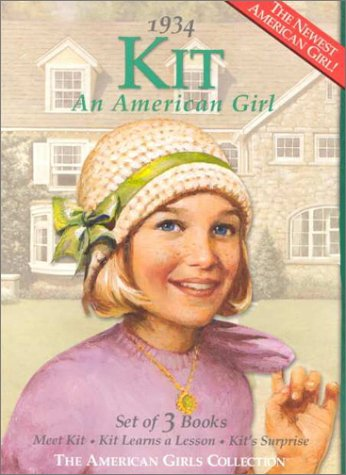 9781584851981: Kit: An American Girl : 1934